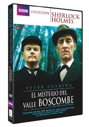el misterio del valle boscombe: coleccion sherlock holmes (dvd)-8436022297852