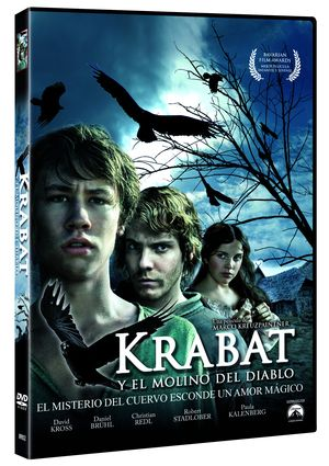krabat y el molino del diablo (dvd)-8414906890528