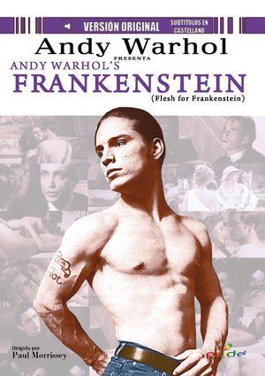 frankenstein (version original) (dvd)-8436531831950
