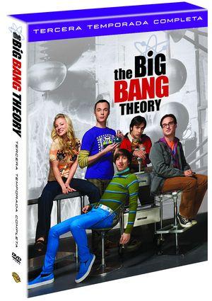 the big bang theory: tercera temporada completa (dvd)-5051893045833