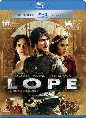 lope (combo blu-ray + dvd)-8420266948601