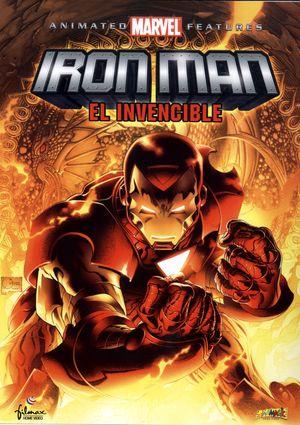 ironman: el invencible (dvd)-8421394533158