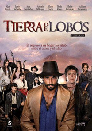 tierra de lobos: primera temporada (dvd)-8421394534070