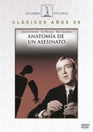 ANATOMIA DE UN ASESINATO: CLASICOS AÑOS 50 (DVD) de Otto Preminger ...