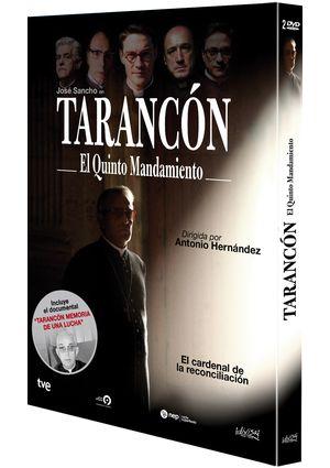 tarancon. el quinto mandamiento (dvd)-8421394536227