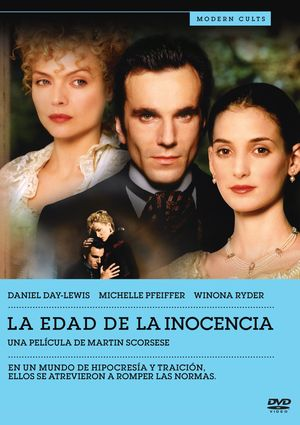 la edad de la inocencia (dvd)-8414533081054