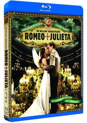 romeo + julieta (blu-ray)-8420266962164