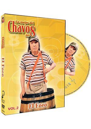 el chavo del ocho vol. 2 (dvd)-8414533082723