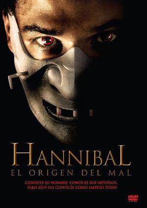 hannibal, el origen del mal (dvd)-8435175960675