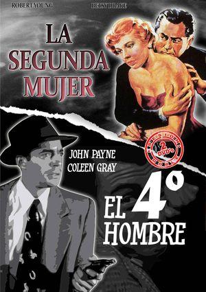 pack la segunda mujer - el cuarto hombre (dvd)-8436037888823