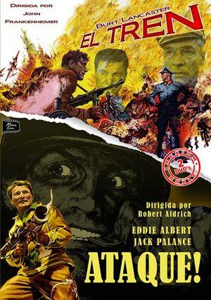 pack el tren - ataque (dvd)-8436541000285