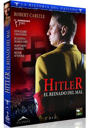 hitler: el reinado del mal (dvd)-8436022305472