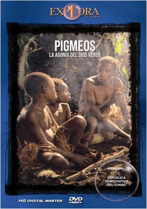 pigmeos, la agonia del dios verde (dvd)-8436533822352