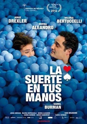 la suerte en sus manos (dvd)-8436540901750