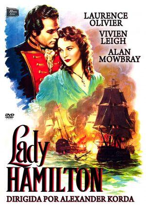 lady hamilton (dvd)-8436541003125