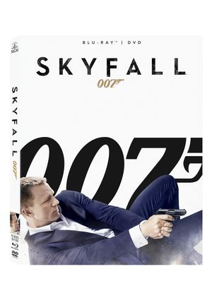 skyfall (combo blu-ray + dvd)-8420266966407