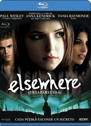 elsewhere (desaparecida) (blu-ray)-8435153731075