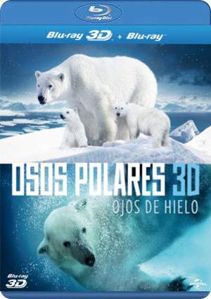 osos polares: osos en el hielo (blu-ray 3d)-8414906922670