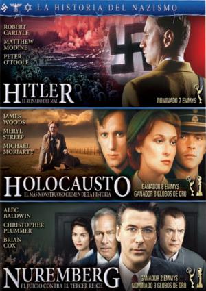 pack la historia del nazismo (dvd)-8436022309289