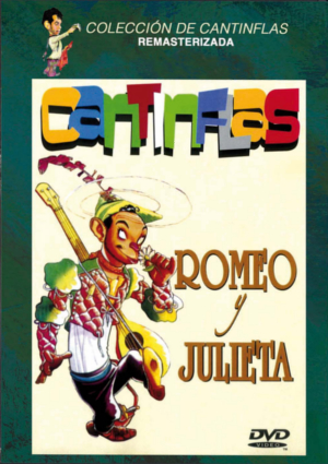 romeo y julieta (dvd)-8414533088770