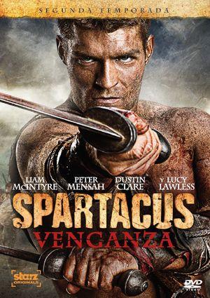 SPARTACUS: VENGANZA - 2 TEMPORADA (DVD) de Michael Hurst ...