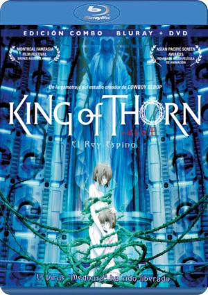 king of thorn: el rey espino (blu-ray+dvd)-8414533089333