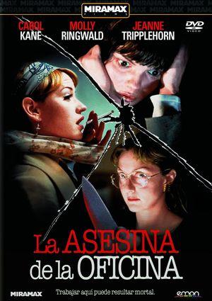 la asesina de la oficina (dvd)-8435153737459