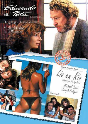 pack educando a rita - lio en rio (dvd)-8436541005716