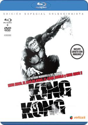 king kong: ed.especial (blu-ray+dvd)-8420172061234