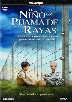 el niño pijama rayas (dvd)-8435153738159