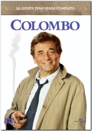 colombo: temporada 5 (dvd)-8414906744937
