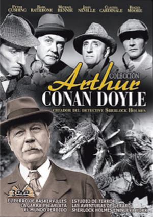 coleccion arthur conan doyle (dvd)-8436022313415