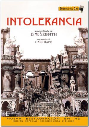 intolerancia (dvd)-8421394541788