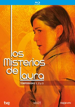los misterios de laura: temporadas 1-3 (blu-ray)-8421394402041