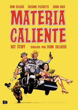 materia caliente (dvd)-8436541007499
