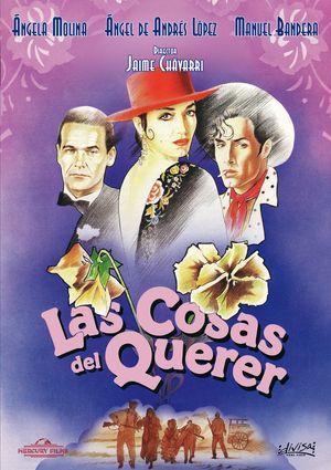 las cosas del querer (dvd)-8421394543041