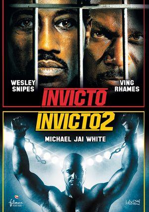 invicto: invicto + invicto 2 (dvd)-8421394543911