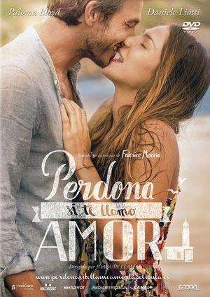 perdona si te llamo amor (2014) (dvd)-8435153745119