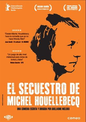 el secuestro de michel houellebecq (dvd)-8436540906359