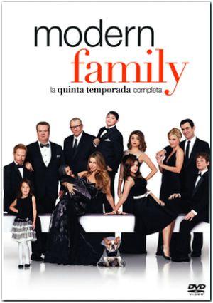 modern family: temoporada 5 (dvd)-8420266972859