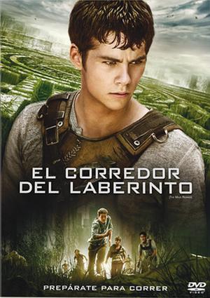el corredor del laberinto (dvd)-8420266973245
