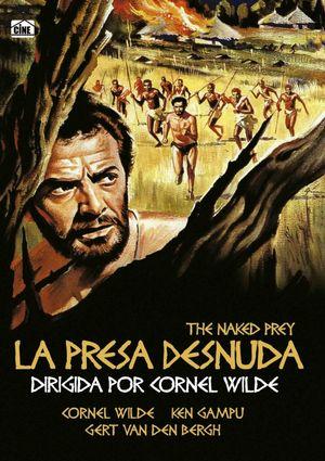 la presa desnuda (dvd)-8436541009653