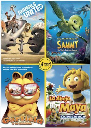 animales (dvd)-8435153749353