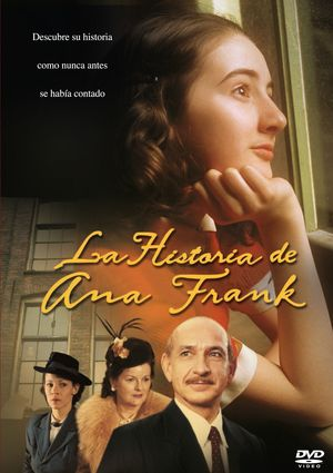 la historia de ana frank (dvd)-8421394544895