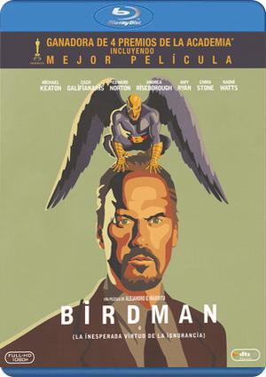 birdman (blu-ray)-8420266974105