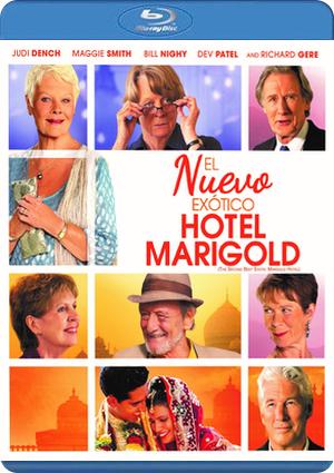 el nuevo exotico hotel marigold (blu-ray)-8420266974815