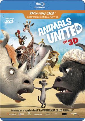 animals united (blu-ray 3d)-8435153749995