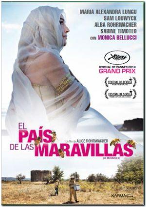 el pais de las maravillas (dvd)-8437010737213