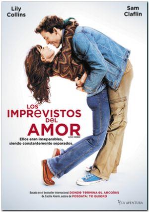 los imprevistos del amor (dvd)-8435175968527
