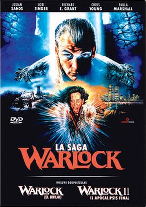 warlock, la saga (dvd)-8436022322424